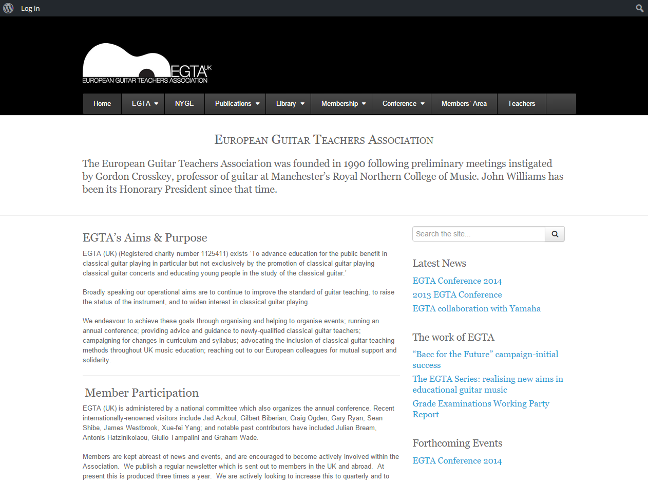 European Guitar Teachers Association